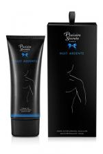 Creme Performance Masculine Nuit Ardente : Crème de performance masculine, par Plaisirs Secrets pour une érection plus ferme et plus virile pendant les rapports sexuels.