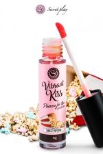 Brillant à lèvres stimulant - popcorn