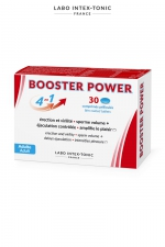Aphrodisiaque masculin Booster Power (30 comprimés)