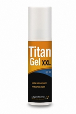 Titan gel XXL 60 ml