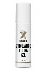 Stimulating Clitoral Gel (60 ml - XPOWER : stimulant clitoridien sous forme de gel qui permet d'augmenter et d'intensifier les orgasmes féminins.