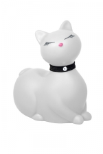 I Rub My Kitty Travel - blanc