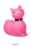 I Rub My Kitty Travel - rose