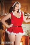 Costume Santa Teddy - Grande taille