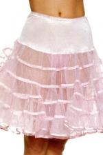 Jupon long gonflant : Jupon long gonflant pour donner du volume à vos robes costume.