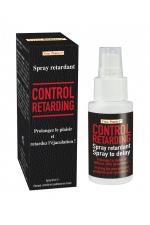 Control Retarding : Prolongez le plaisir sexuel et retardez votre éjaculation.