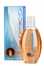 Lubrifiant Amoréane chauffant : Lubrifiant intime haute qualité avec effet chauffant, à base d'eau et d'extrait marin de phytoplancton.