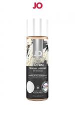 Lubrifiant aromatisé Cookies Ice Cream 60 ml : Lubrifiant aromatisé comestible parfum Cookies Ice Cream au format 60 ml de la marque Américaine System Jo.