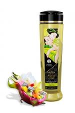 Huile de massage Fusion d'Asie - Shunga : Huile de massage érotique Irrésistible au parfum fusion d'Asie pour éveiller les sens et la réceptivité amoureuse, par Shunga.