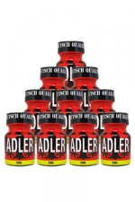 Pack 10 Poppers Adler 9ml