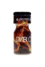 Poppers Diablo Propyl 10ml - Jolt : L'arôme aphrodisiaque diabolique en version Propyle 10ml, pour des fêtes 100% désinhibées.