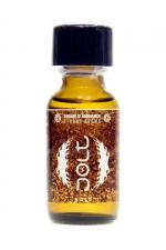 Poppers Jolt Gold Propyl 25ml : La version Gold à base d'Isopropyle ultra pur offrant des sensations immédiates et très fortes (flacon de 25 ml).